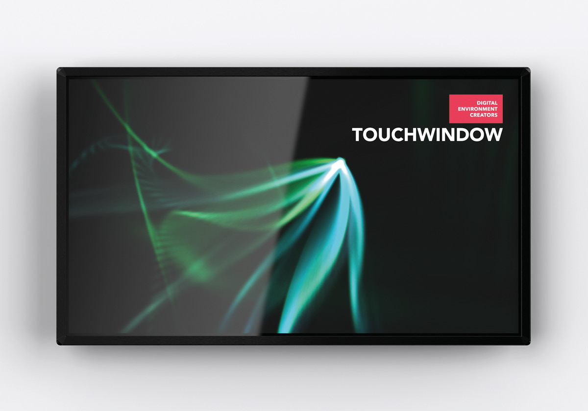 Touchwindow display