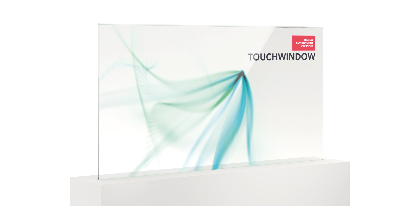 Touchwindow transparent-oled