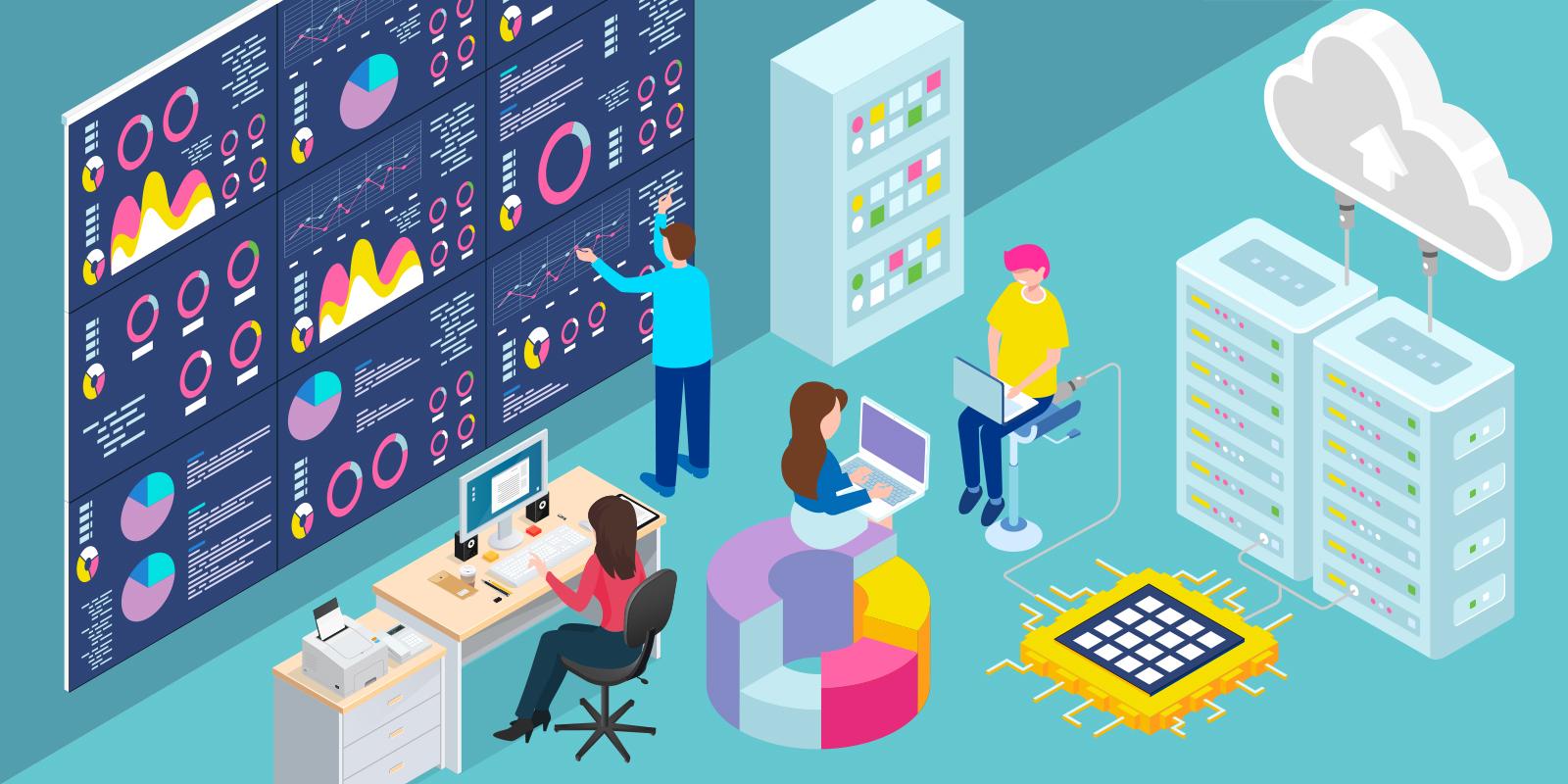 Control Room e Big Data