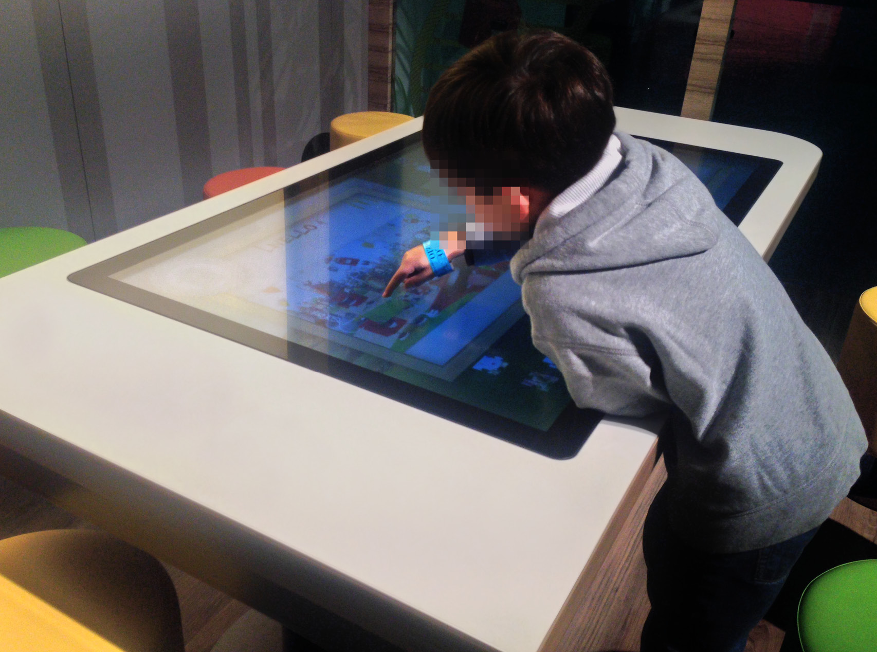 Touchwindow - Digital Entertainment for Kids